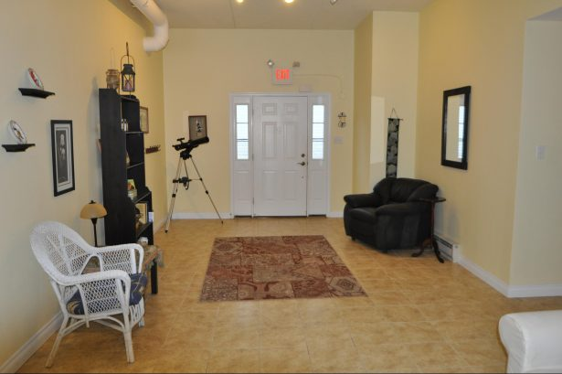 Front Entrance Hallway View 1
