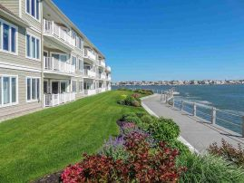 Harbor Landing Bayfront Condo with Water Views, Pool