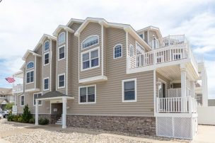 Sea Isle Town Home; The Perfect Vacation Rental!