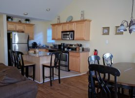 Prime Location Ocean Side of Asbury - Beautiful 3 Bedroom, 2 Bathroom - Wi-Fi & Wii