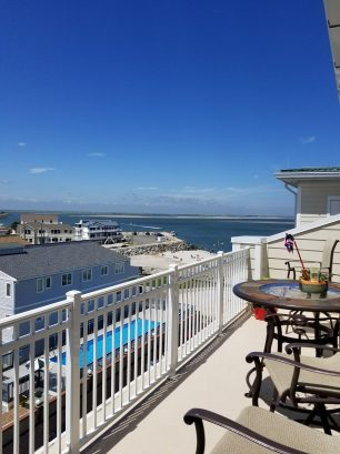 Beachfront Penthouse Condo at the Pointe at Moores Inlet