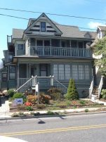 Family Friendly Condo In Historic Cape May NJ