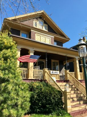 Quiet getaway within walking distance to the beach and mall in Cape May City