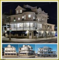 Historic Riverboat Mansion 2 Blocks from Beach, 2nd, 3rd and 4th Floors