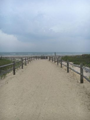 Walkway Path to 34th Street Beach