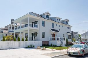 Brand New Home For Your Dream Vacation in Stone Harbor!