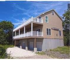 Cape May/Villas Beach Getaway with Gorgeous Bay Views and only Steps to Bay Beaches!