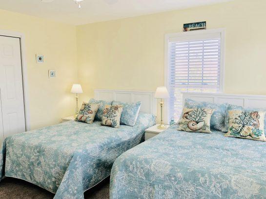Bedroom #2 - Double Bedroom - sleeps 4
