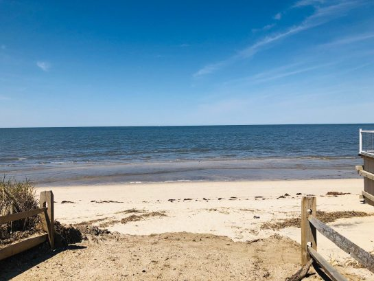 Beach access - only steps from home - bring your kayak/canoe