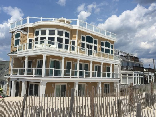 Luxury Oceanfront 80 on Atlantic Ocean Post Sandy New Construction 2015-16
