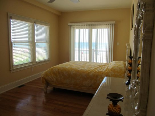 Princess suite with two side of ocean views and large attached bath