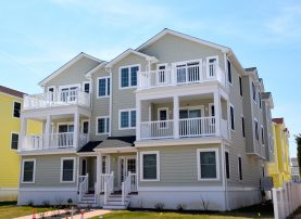 North WildWood Condo - 1.5 blocks to Beach with pool
