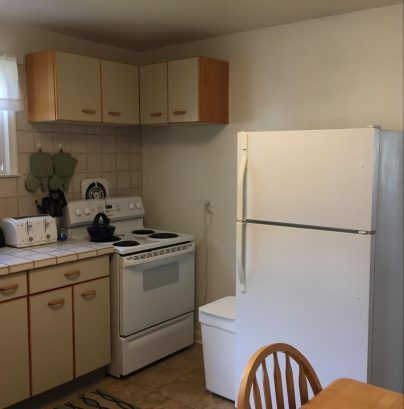 1st Floor Apartment - Kitchen