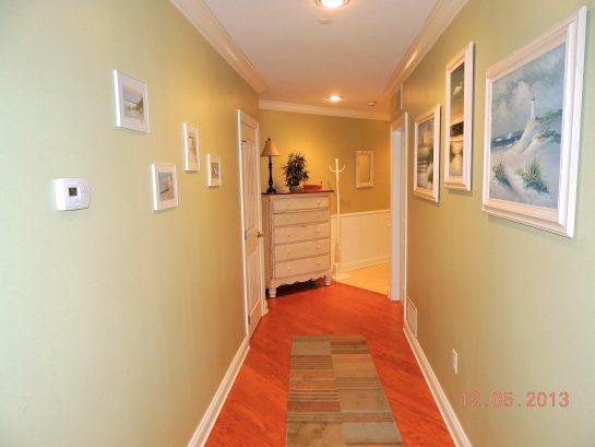 Hallway View