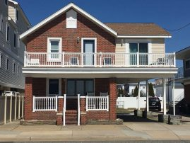DIRECT Ocean Front Single Family in the Heart of Wildwood!