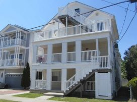 Beautiful condo, 2 blocks from beach/boardwalk