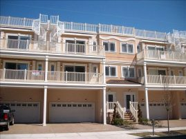 North Wildwood Buccaneer Beach Block