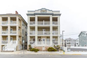 Pet Friendly with Ocean Views Across from Boardwalk