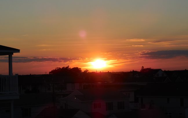 And Beautiful Sunsets!