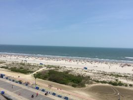 1900 Boardwalk Top Floor - Ocean Front Condo- 1Bdrm/1 Bath- On Boardwalk, Breathtaking Views!