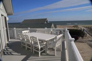 Brand New Single Family Home , just 2nd off the beach
