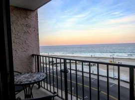 Newly Renovated Beachfront Condo!