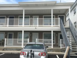 Newly Renovated Condo - 75 Ft to the Beach - Weekly/Monthly Rental