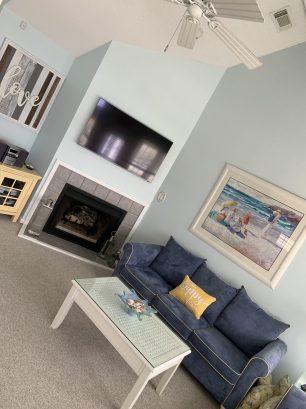 Living Room - Sofa Bed (Queen Size)