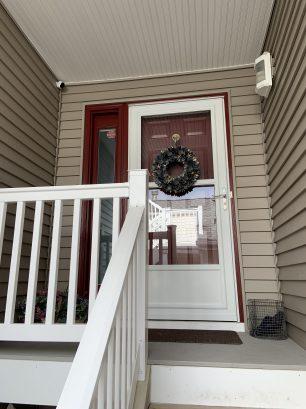 Front Door (2nd Floor)