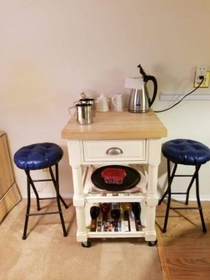 Coffee Station, Kitchen