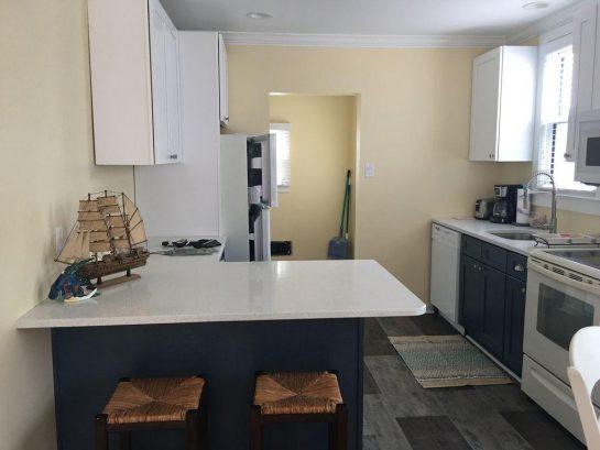 1st floor unit - kitchen
