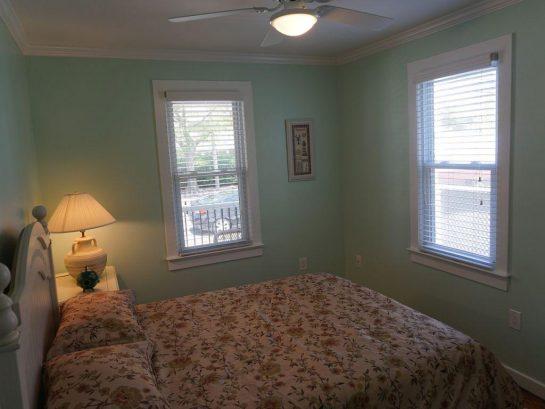 1st floor unit - bedroom 2