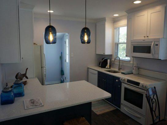 2nd floor unit - kitchen
