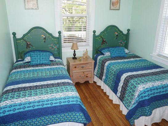 2nd floor unit - bedroom 1