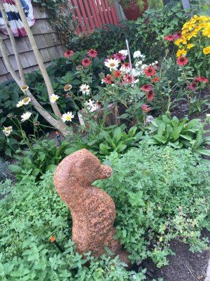 enjoy the beautiful gardens