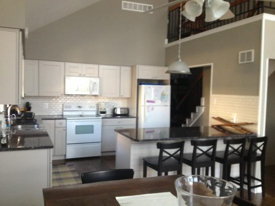 Well appointed kitchen, fully equipped and beautifully decorated