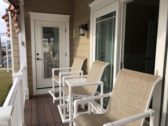 Dining / Sun Room Deck