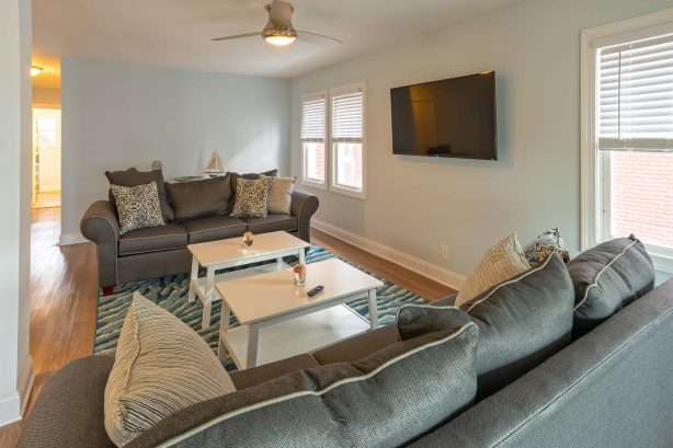 BRAND NEW BEACH BLOCK FULLY RENOVATED FIRST FLOOR CONDO - PERFECT LOCATION BETWEEN MOREY'S PIERS