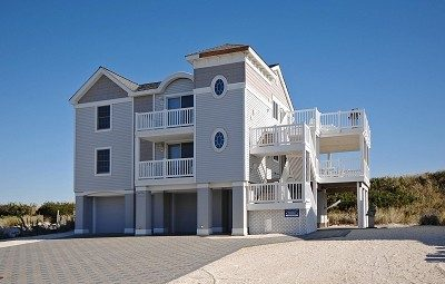 NEW OCEANFRONT DUPLEX * Gorgeous 2nd Floor * 6401 Ocean Blvd.