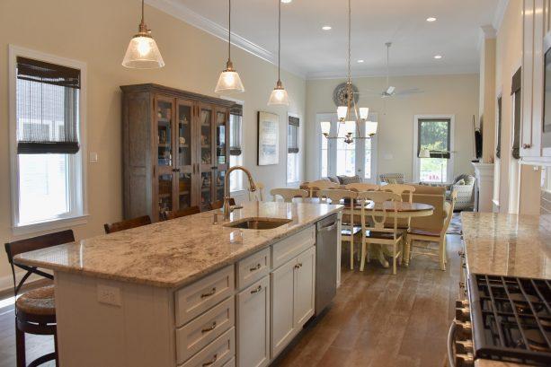 gourmet kitchen - exceptionally stocked
