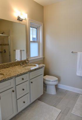 Master Bathroom - dual vanity