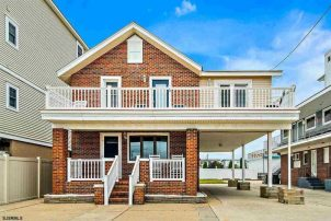 Enjoy Oceanfront Luxury single family home in the heart of Wildwood!