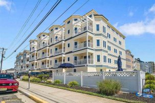 Fantastic Family-Friendly Wildwood Crest Beach Block Condo With Heated Pool