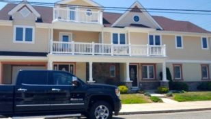 Beautiful Spacious Wildwood Crest Condo