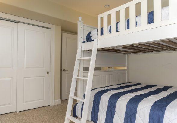 1st floor bunk room