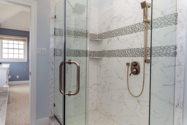 Fully renovated master spa bathroom