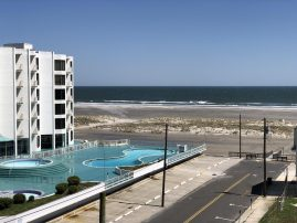 September-October specials $250/night Ocean Front (Almost) Great View