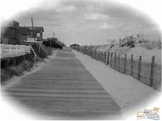 Take a Stroll on the Lavallette Beach Boardwalk