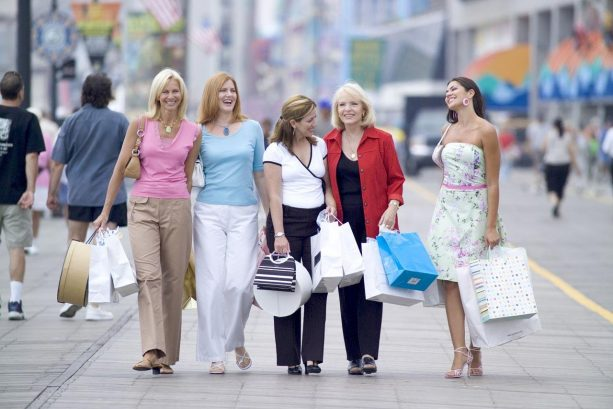 Unparalleled Shopping Less Than A Mile Away!