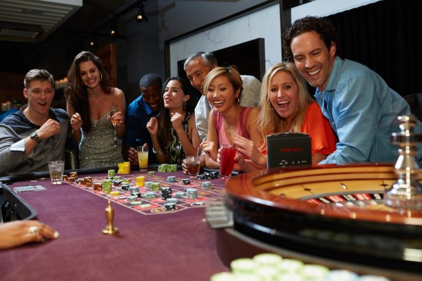 Love Roulette! Unparalleled Casino Gaming Less Than A Mile Away!